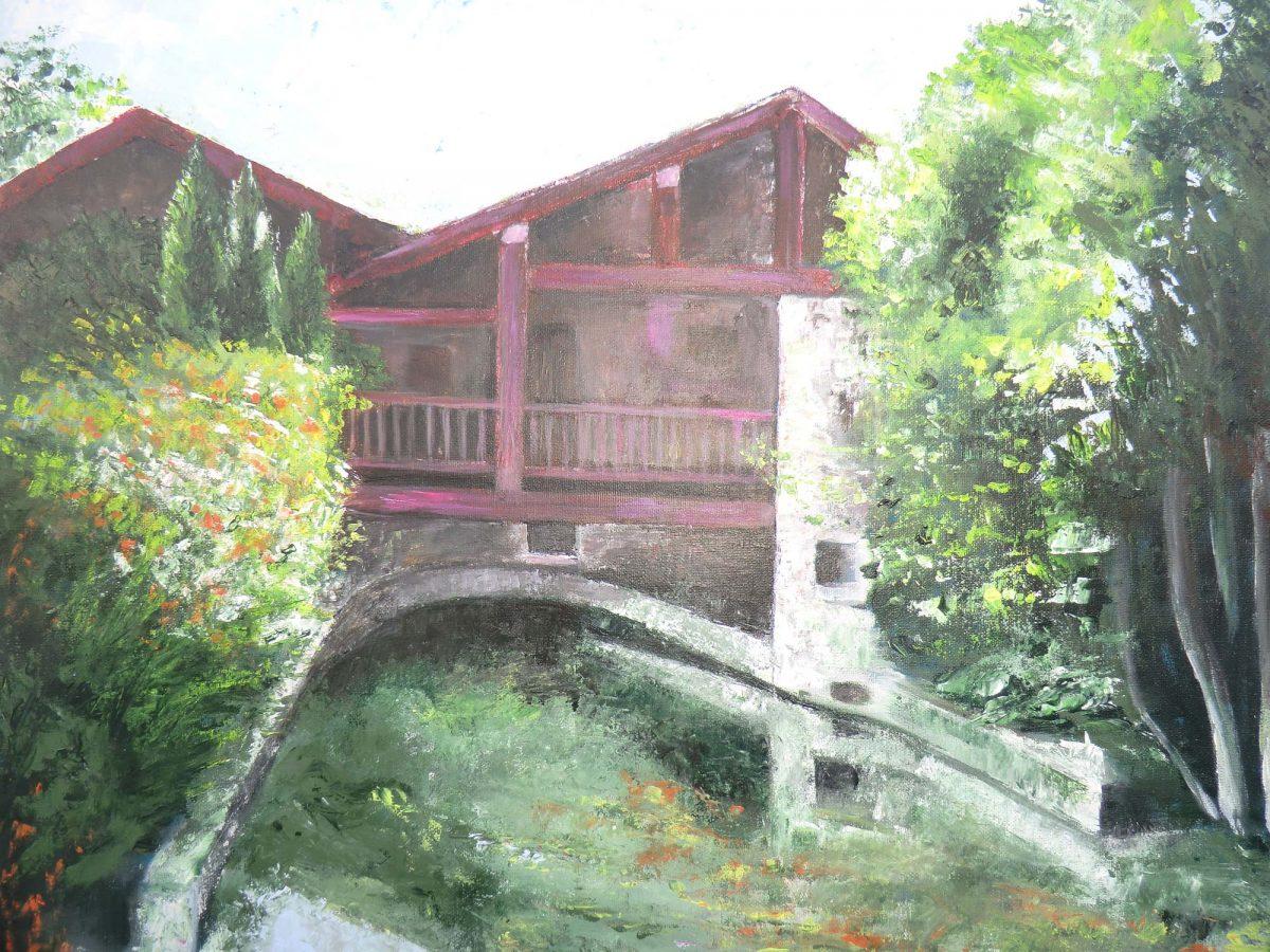 artiste peinture Pays Basque - Paysages - 9