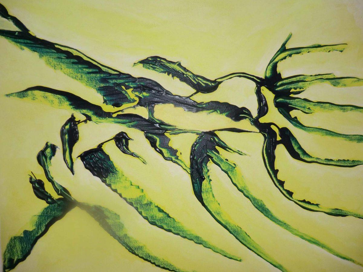 artiste peinture Bayonne - abstrait - 10